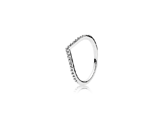 Pandora Ring  Beaded Wish Size 6