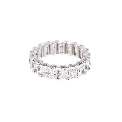 Gallery Gemma Diamond Classics    Radiant Cut   Diamond Anniversary...