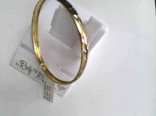 bangle stars  sterling and gold plated OTH
