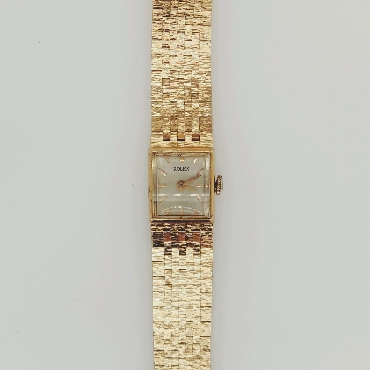 14K Yellow Gold 1950 s Model 293 Women s Rolex  17J