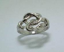 Gold Ladies Ring 14 K W