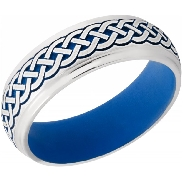 Cobalt Chrome CC7DGE/CLCVCELTIC9 NRA blue in&out/angle satin/polish size: 8.5