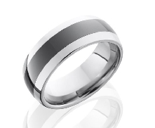 Tungsten/Ceramic TCR8349 polish size:9.75